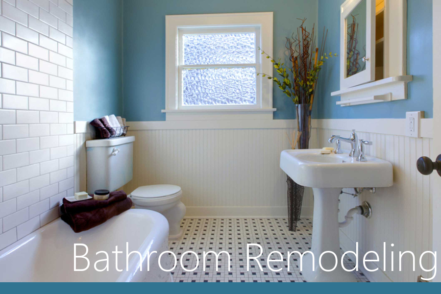 Bathroom Remodeling in College Station Texas