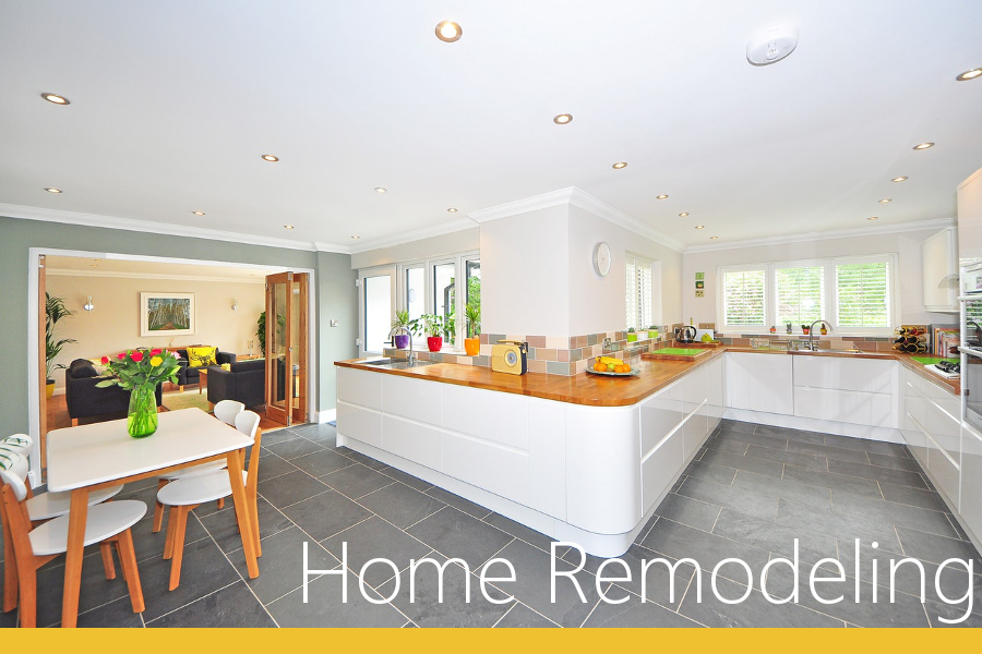 Home Remodeling in College Station Texas