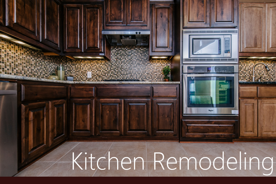 Kitchen Remodeling in College Station Texas
