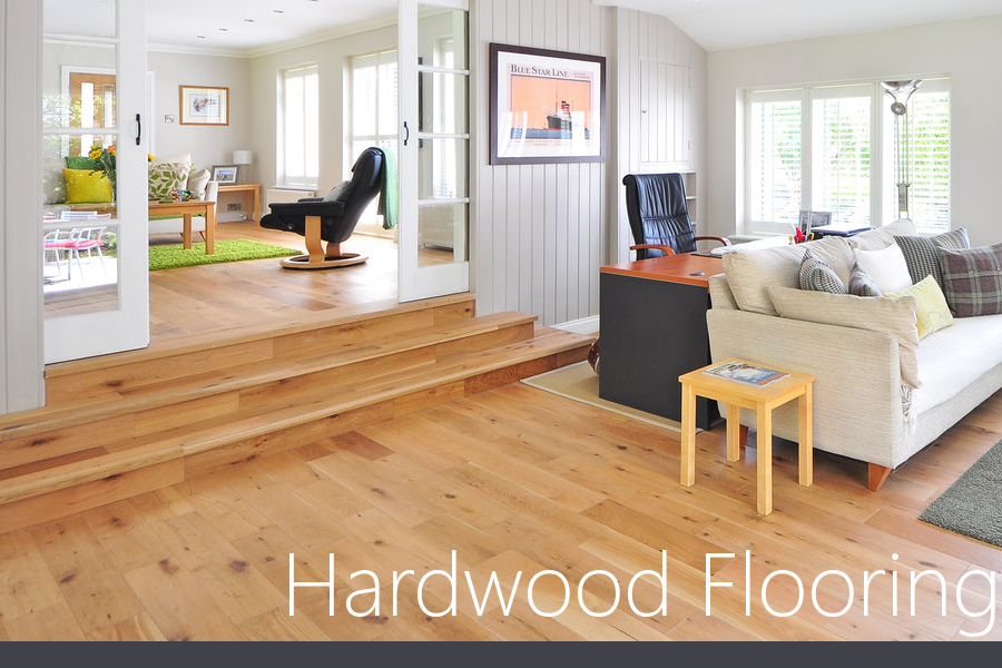 Hardwood Flooring in College Station Texas