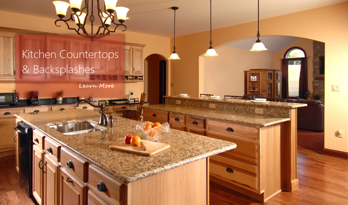 Marble & Granite Countertops in College Station TX