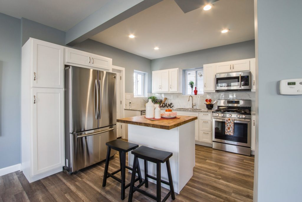 Remodeling Your Kitchen Increases the Vale of Your Home.